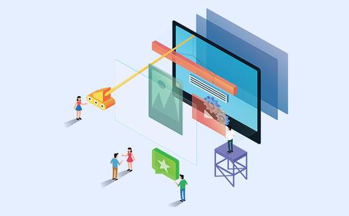 网盛生意宝营销型网站:如何设计才能脱颖而出?