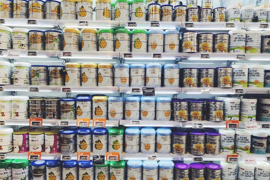 疫情肆虐为奶粉企业带来压力 宝宝奶粉口粮告急